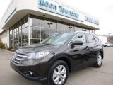 2013 Kona Coffee Metallic Honda CR-V EX-L AWD #102729871
