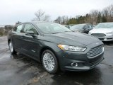 2015 Guard Metallic Ford Fusion Hybrid SE #102729788