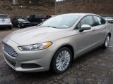 2015 Ford Fusion Hybrid S Data, Info and Specs