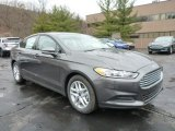 2015 Magnetic Metallic Ford Fusion SE #102729781