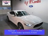 2015 Oxford White Ford Mustang GT Premium Coupe #102761080