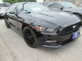 2015 Black Ford Mustang EcoBoost Premium Coupe #102761112