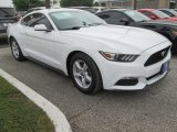 2015 Oxford White Ford Mustang V6 Coupe #102761111