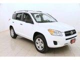 2011 Super White Toyota RAV4 I4 4WD #102761368