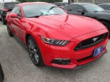 2015 Race Red Ford Mustang GT Premium Coupe #102761107