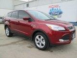 2015 Sunset Metallic Ford Escape SE #102761104