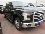 2015 Tuxedo Black Metallic Ford F150 XLT SuperCrew #102761097