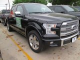 2015 Tuxedo Black Metallic Ford F150 Platinum SuperCrew #102761093