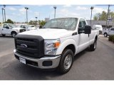 2015 Oxford White Ford F250 Super Duty XL Regular Cab #102761347