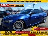 2007 Montego Blue Metallic BMW 3 Series 335i Coupe #102793900