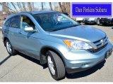 2011 Opal Sage Metallic Honda CR-V EX-L 4WD #102809905