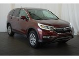 2015 Honda CR-V Basque Red Pearl II