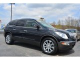 2011 Carbon Black Metallic Buick Enclave CXL #102814509