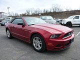 2014 Ruby Red Ford Mustang V6 Convertible #102814502