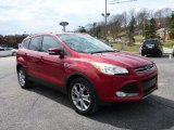 2014 Ruby Red Ford Escape Titanium 2.0L EcoBoost 4WD #102814498