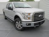 2015 Ingot Silver Metallic Ford F150 XLT SuperCrew 4x4 #102814606