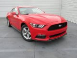 2015 Ford Mustang Race Red