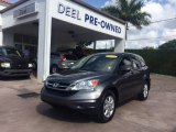 2011 Polished Metal Metallic Honda CR-V SE #102814410