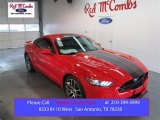 2015 Race Red Ford Mustang GT Premium Coupe #102845204