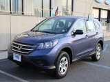 2012 Twilight Blue Metallic Honda CR-V LX 4WD #102845684