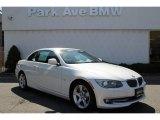 2011 Mineral White Metallic BMW 3 Series 335i Convertible #102845200