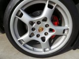 2008 Porsche 911 Carrera S Coupe Wheel