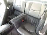 2008 Porsche 911 Carrera S Coupe Rear Seat