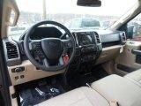 2015 Ford F150 XLT SuperCab 4x4 Medium Light Camel Interior