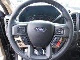 2015 Ford F150 XLT SuperCab 4x4 Steering Wheel