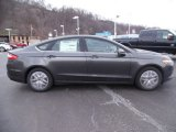 2015 Magnetic Metallic Ford Fusion SE #102845274