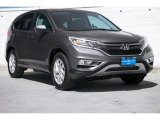 2015 Modern Steel Metallic Honda CR-V EX #102845344