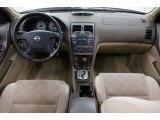 2002 Nissan Maxima Interiors