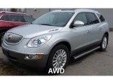 2010 Quicksilver Metallic Buick Enclave CXL AWD #102845554