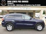 2014 True Blue Pearl Jeep Grand Cherokee Laredo 4x4 #102845332