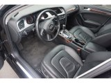 2009 Audi A4 Interiors