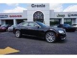 2015 Gloss Black Chrysler 300 C Platinum #102845403