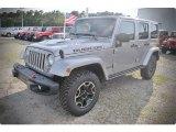 2015 Jeep Wrangler Unlimited Billet Silver Metallic