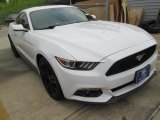 2015 Oxford White Ford Mustang EcoBoost Premium Coupe #102884389