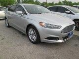 2015 Ingot Silver Metallic Ford Fusion SE #102884384