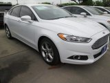 2015 Oxford White Ford Fusion SE #102884377