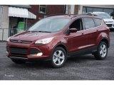 2015 Sunset Metallic Ford Escape SE 4WD #102884553