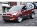 2015 Sunset Metallic Ford Escape S #102884549