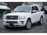 2015 Oxford White Ford Expedition Limited 4x4 #102884542