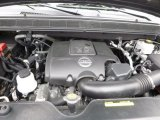 Nissan Armada Engines
