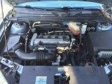 2007 Chevrolet Malibu LT Sedan 2.2 Liter DOHC 16-Valve ECOTEC 4 Cylinder Engine