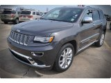 2014 Granite Crystal Metallic Jeep Grand Cherokee Summit #102884620