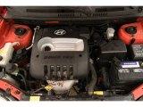 2004 Hyundai Santa Fe Engines