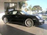 2008 Black Porsche 911 Targa 4 #1016876