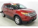 2013 Ruby Red Metallic Ford Explorer 4WD #102884185