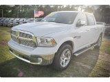 2015 Bright White Ram 1500 Laramie Crew Cab #102884584